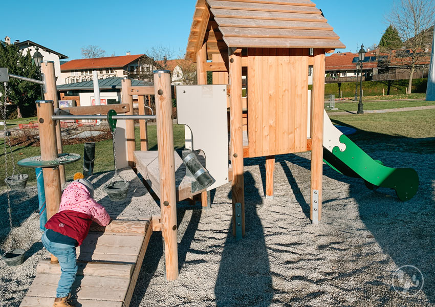 Spielplatz in Tegernsee