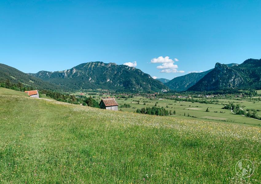 Altherrenweg Oberammergau