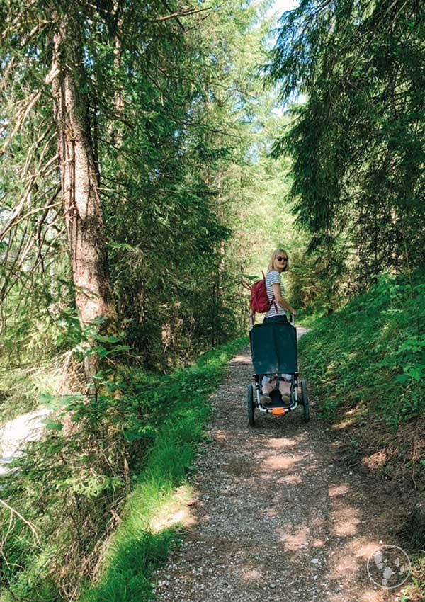 Isar-Natur-Erlebnisweg in Krün mit Hike Kide