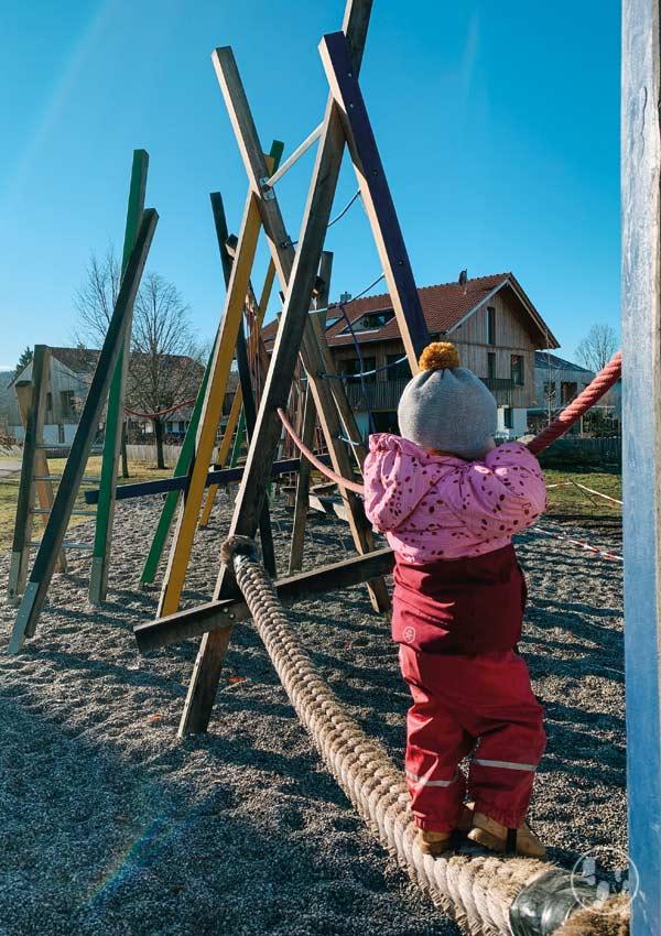 Spielplatz am Klosteranger in Weyarn