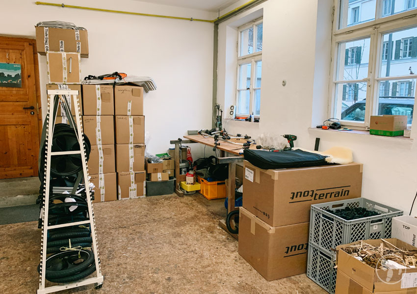 Hike Kid Werkstatt in Rosenheim