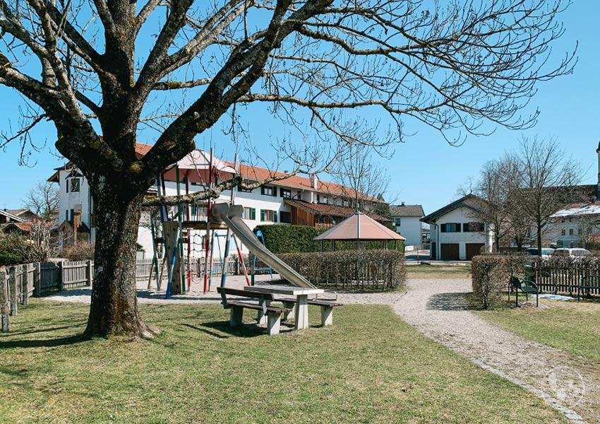Spielplatz in Großhartpenning