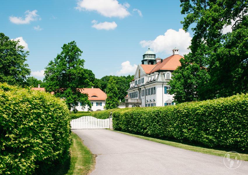Rundwanderung Riegsee: Schloss Neuegling
