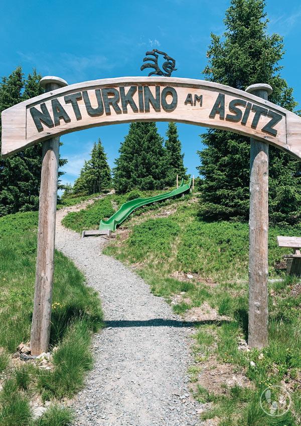 Naturkino am Asitz
